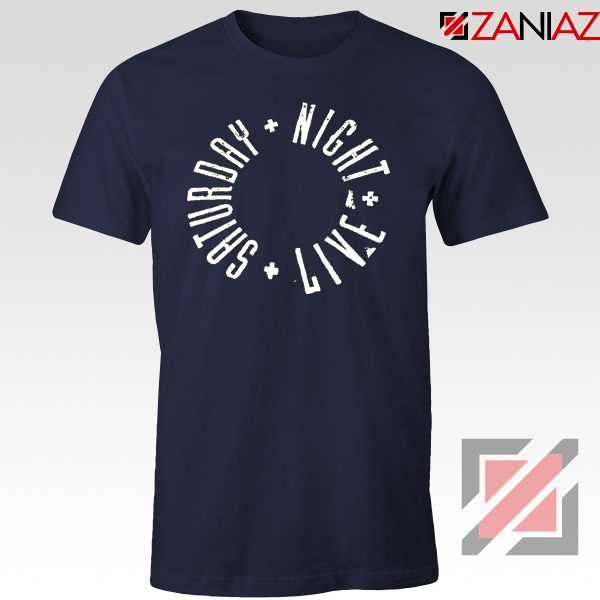 90s Saturday Night Live SNL Television Cheap Best T-Shirt Size S-3XL Navy Blue