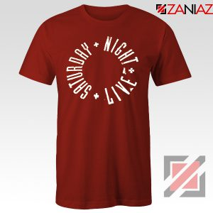 90s Saturday Night Live SNL Television Cheap Best T-Shirt Size S-3XL Red
