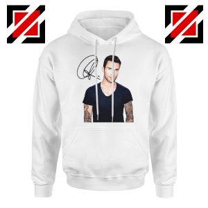 Adam Levine Signature Hooidie Maroon 5 Hooidie Ideas Size S-2XL White