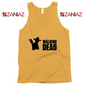 American Horror TV Series Tank Top The Walking Dead Tank Top Sunshine