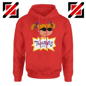 Angelica Rugrats TV Show Parody Cheap Best Hoodie Size S-2XL Red