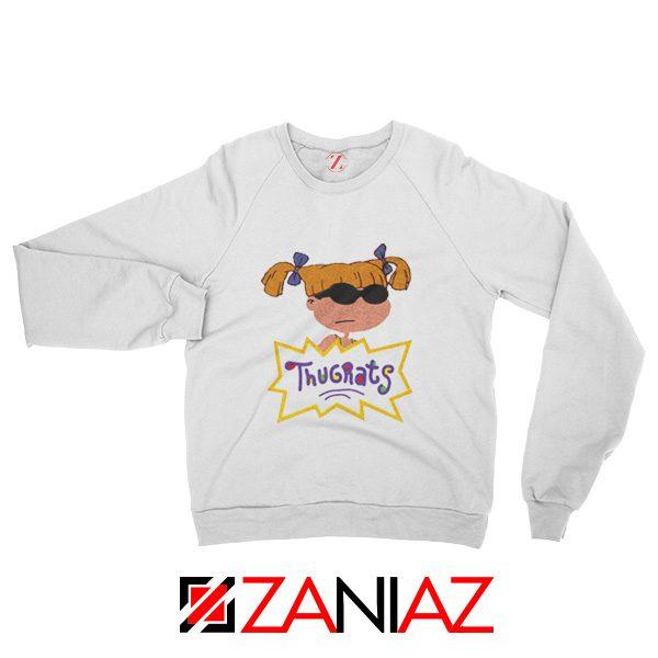 Angelica Rugrats TV Show Parody Cheap Best Sweatshirt Size S-2XL White