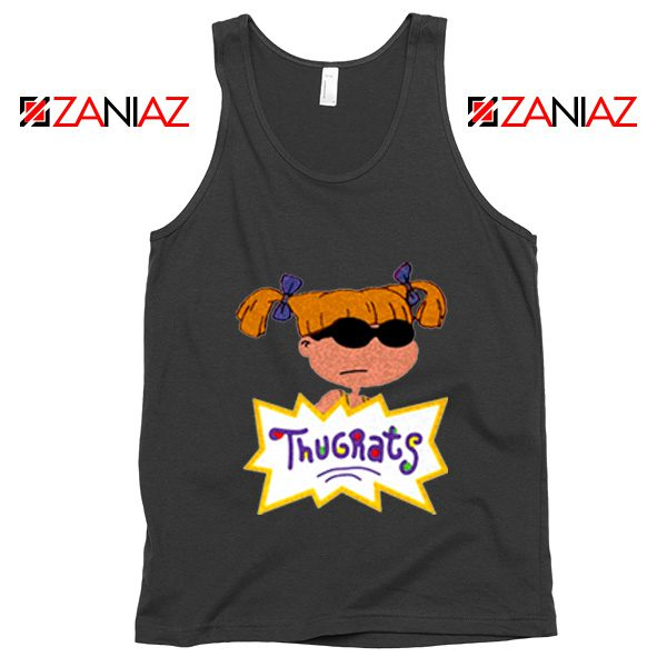 Angelica Rugrats TV Show Parody Cheap Best Tank Top Size S-3XL Black