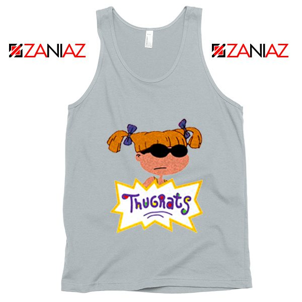 Angelica Rugrats TV Show Parody Cheap Best Tank Top Size S-3XL Silver