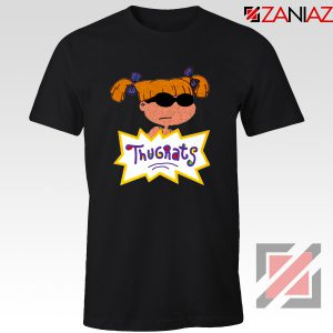 Angelica Rugrats TV Show Parody Cheap Best Tshirts Size S-3XL Black