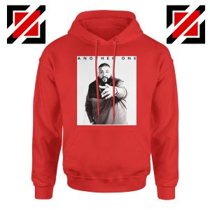 Another One DJ Khaled Hoodie American DJ Music Hoodie Unisex Adult Red
