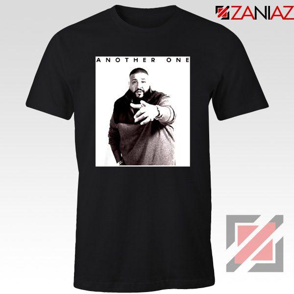 Another One DJ Khaled T Shirt American DJ Music T-Shirt Unisex Adult Black