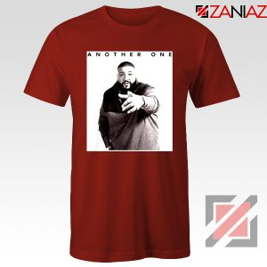 Another One DJ Khaled T Shirt American DJ Music T-Shirt Unisex Adult Red