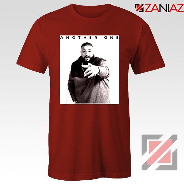 Another One DJ Khaled T Shirt American DJ Music T-Shirt Unisex Adult Red