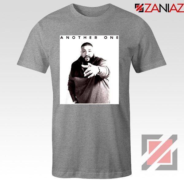 Another One DJ Khaled T Shirt American DJ Music T-Shirt Unisex Adult Sport Grey