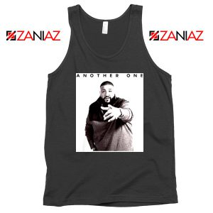 Another One DJ Khaled Tank Top American DJ Music Tank Top Black