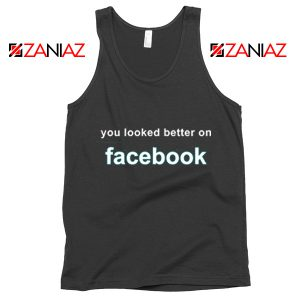 Buy Relaxed Tank Top Cheapest Funny Quote Tank Top Size S-3XL Black