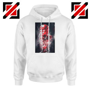 Captain America Marvel Avengers Assemble Cheap Hoodie Size S-2XL White