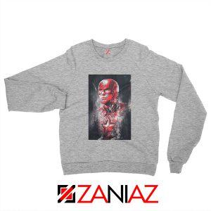 Captain America Marvel Avengers Assemble Sweatshirt Size S-2XL Grey