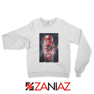 Captain America Marvel Avengers Assemble Sweatshirt Size S-2XL White