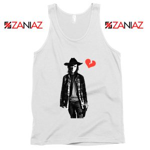 Carl Grimes Tank Top Walking Dead TV Series Best Tank Top White