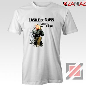 Castle Of Glass T-Shirt Linkin Park Chester Bennington T-Shirt Size S-3XL White