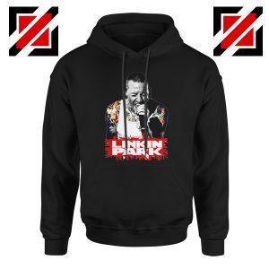 Chester Bennington Hoodie Linkin Park Best Hoodie Size S-2XL Black