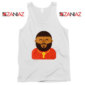 DJ Khaled Tank Top American DJ Best Tank Top Unisex Size S-3XL White
