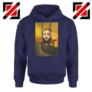 DJ Khaled We The Best Hoodie Funny DJ Music Cheap Hoodie Navy