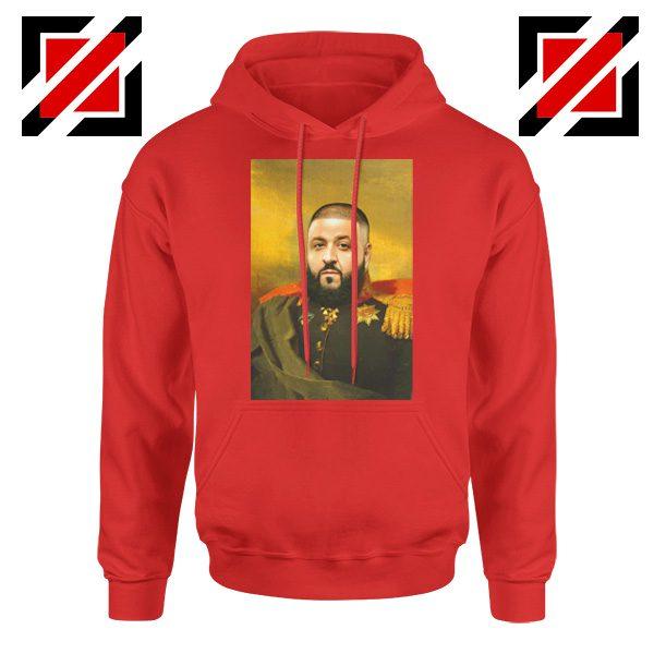 DJ Khaled We The Best Hoodie Funny DJ Music Cheap Hoodie Red