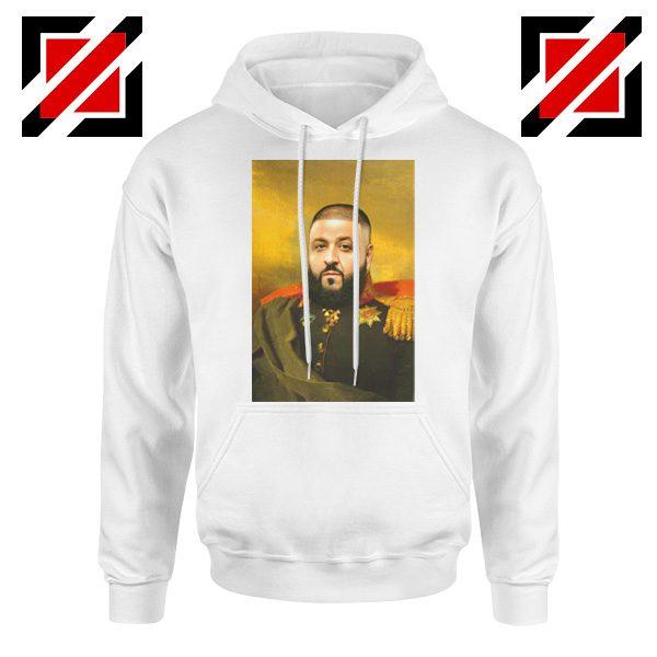 DJ Khaled We The Best Hoodie Funny DJ Music Cheap Hoodie White