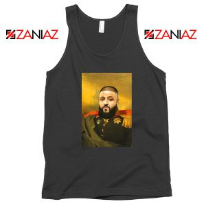 DJ Khaled We The Best Tank Top Funny DJ Music Cheap Tank Top Black