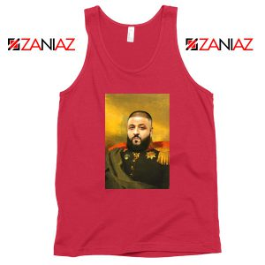 DJ Khaled We The Best Tank Top Funny DJ Music Cheap Tank Top Red