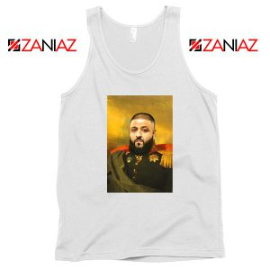 DJ Khaled We The Best Tank Top Funny DJ Music Cheap Tank Top White