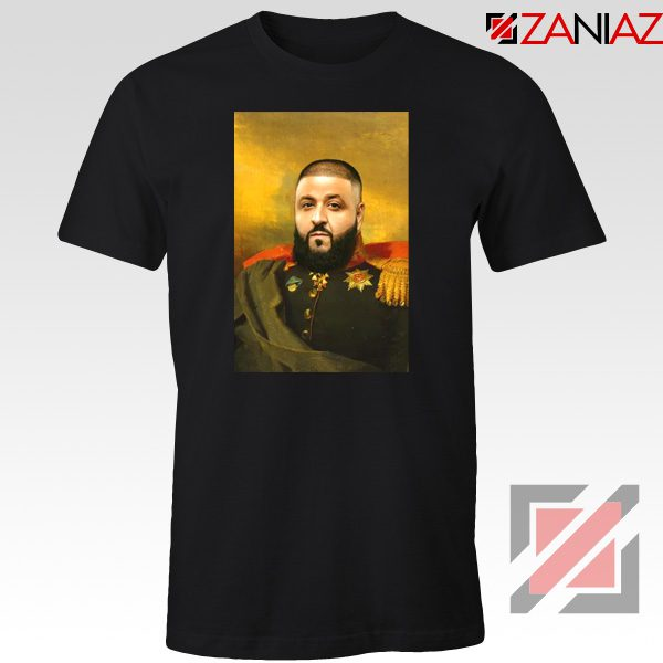 DJ Khaled We The Best Tshirt Funny DJ Music Cheap T-shirt Size S-3XL Black