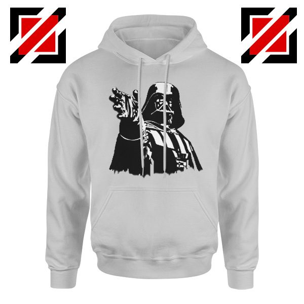 Darth Vader Star Wars Hoodie Star Wars Movies Hoodie Size S-2XL Grey