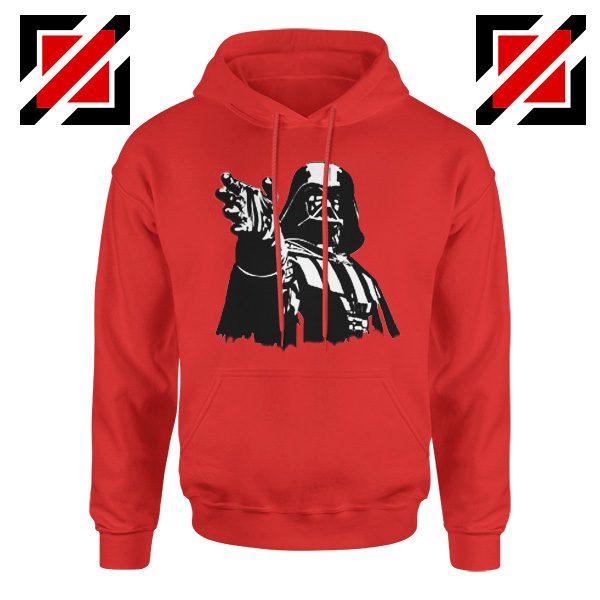 Darth Vader Star Wars Hoodie Star Wars Movies Hoodie Size S-2XL Red