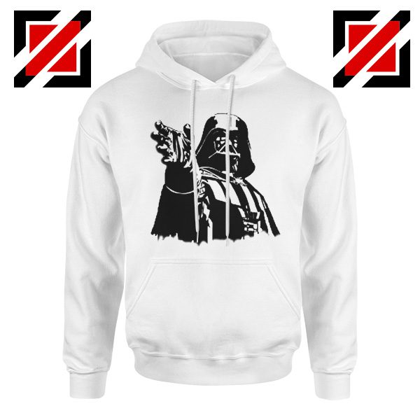 Darth Vader Star Wars Hoodie Star Wars Movies Hoodie Size S-2XL White