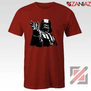 Darth Vader Star Wars T-Shirt Star Wars Movies Tee Shirt Size S-3XL Red