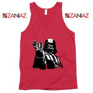 Darth Vader Star Wars Tank Top Star Wars Movies Tank Top Size S-3XL Red