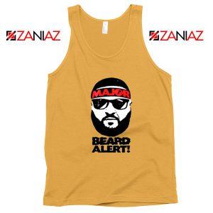Dj Khaled Beard Alert Mens Tank Top American DJ Gift Tank Top Sunshine
