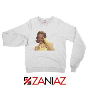 Dooneese Saturday Night Live Best Cheap Sweatshirt Size S-2XL White