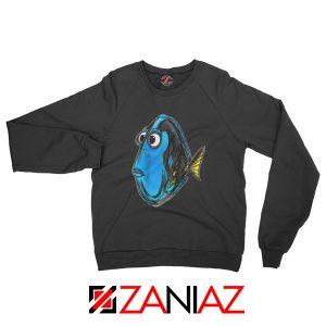 Dory Finding Nemo Sweatshirt Disney Pixar Best Sweatshirt Size S-2XL Black