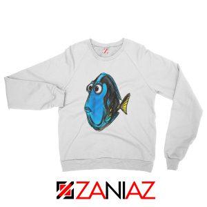 Dory Finding Nemo Sweatshirt Disney Pixar Best Sweatshirt Size S-2XL White