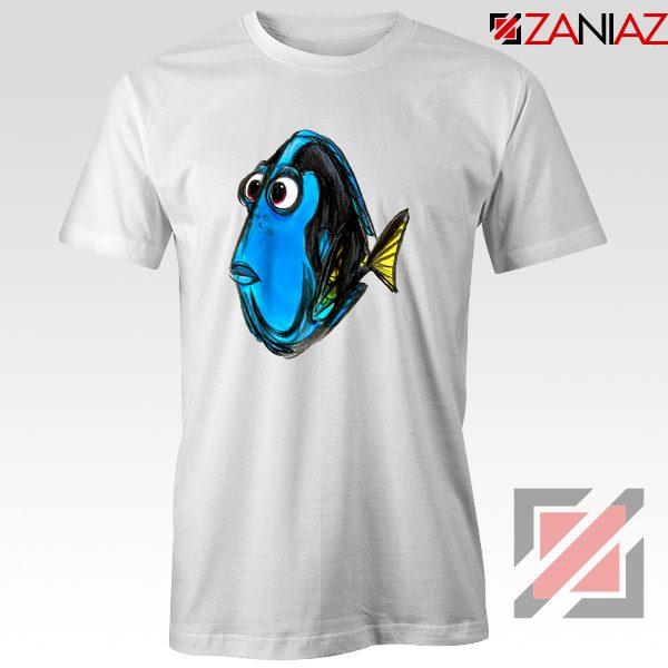 Dory Finding Nemo T-Shirt Disney Pixar T-Shirt Size S-3XL White
