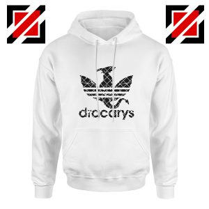 Dracarys Hoodie Missandei Game Of Thrones Hoodie Size S-2XL White
