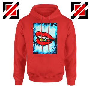 EDM Pill Hoodie Music Cheap Best Hoodie Size S-2XL Red