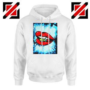 EDM Pill Hoodie Music Cheap Best Hoodie Size S-2XL White