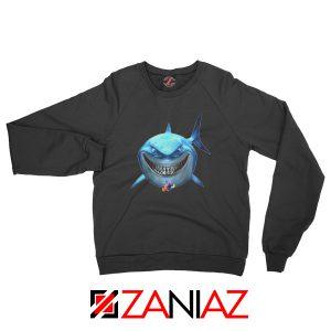 Finding Nemo Crew Sweatshirt Walt Disney Sweatshirt Size S-2XL Black