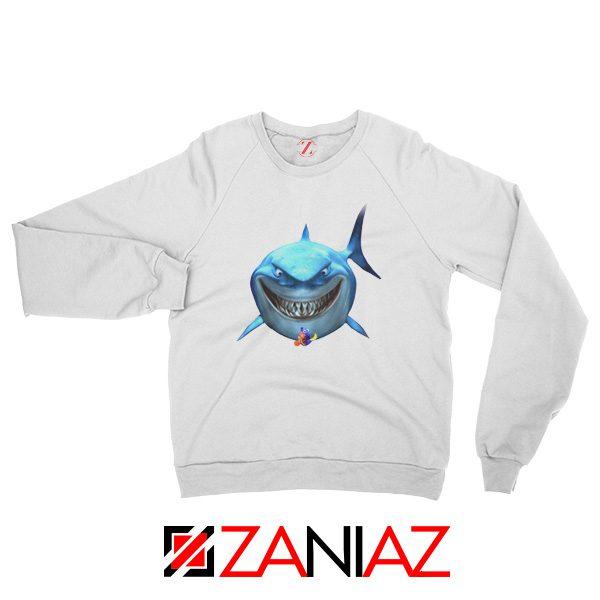Finding Nemo Crew Sweatshirt Walt Disney Sweatshirt Size S-2XL White