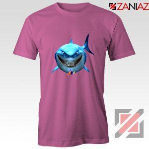 Finding Nemo Crew T-shirt Walt Disney T-Shirt Size S-3XL Pink