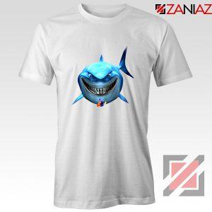 Finding Nemo Crew T-shirt Walt Disney T-Shirt Size S-3XL White