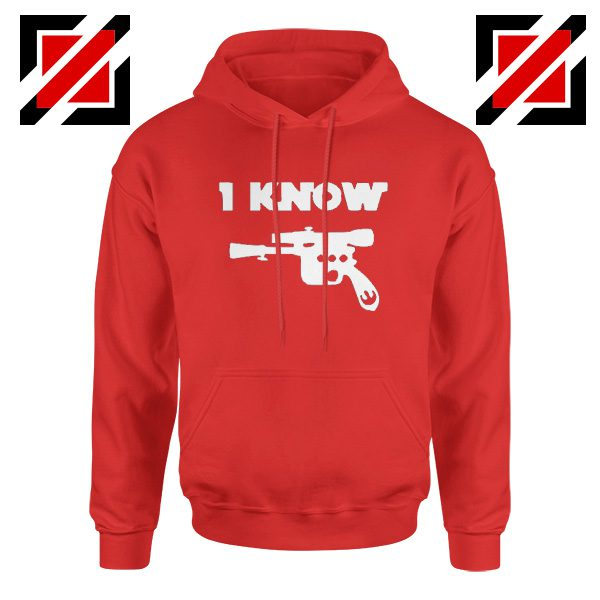 Force Be With You Hoodie Star Wars Best Hoodie Size S-2XL Red