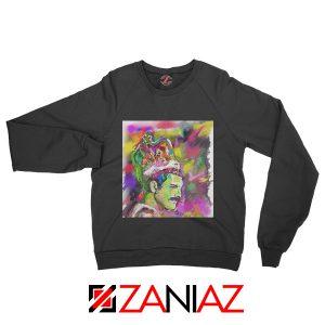 Freddie Mercury Sweatshirt Bohemian Rhapsody Sweatshirt Size S-2XL Black