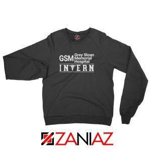 GSM Hospital American Drama Medical Cheap Best Sweatshirt Black